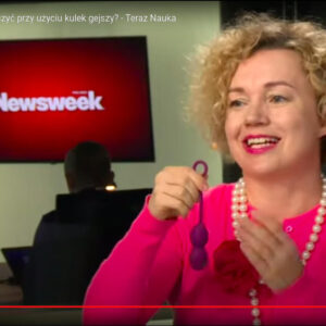 Jak ćwiczyć mięśnie Kegla przy pomocy kulek gejszy / Newsweek